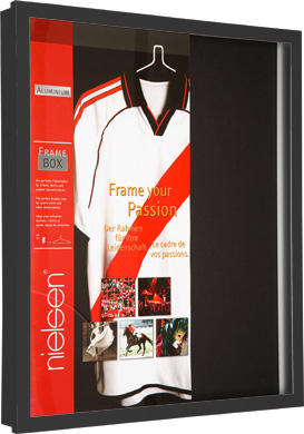box frame kit 60x80cm black